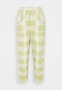 Obey Clothing - PROVENCE PANT - Tygbyxor - grass - 4