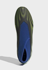 adidas Performance - NEMEZIZ.3 FG LACELESS FUSSBALLSCHUH - Moulded stud football boots - black - 3