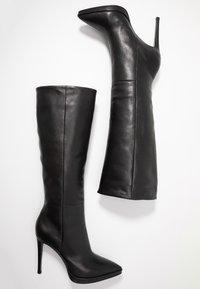 Lola Cruz - High heeled boots - black - 3