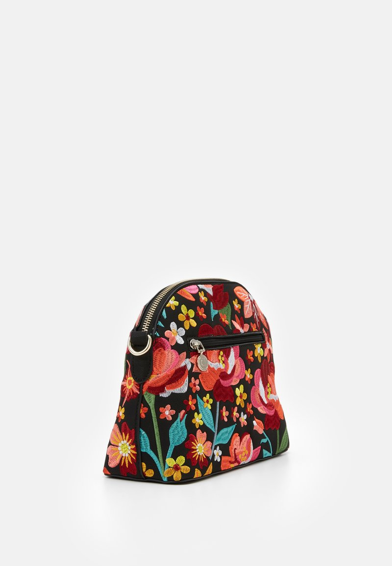 Desigual - BOLS CONCORDIA DEIA - Across body bag - black