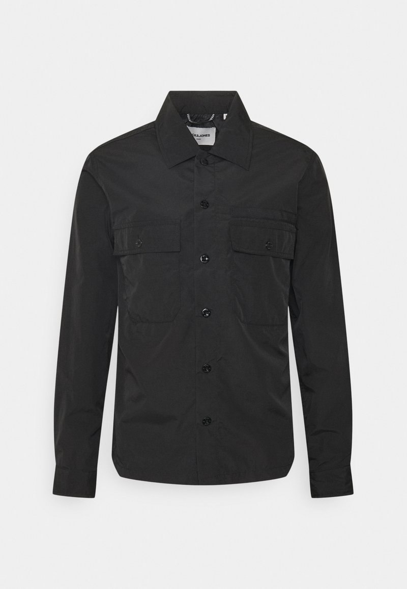 Jack & Jones - JCOMASON WORKER - Overhemd - black