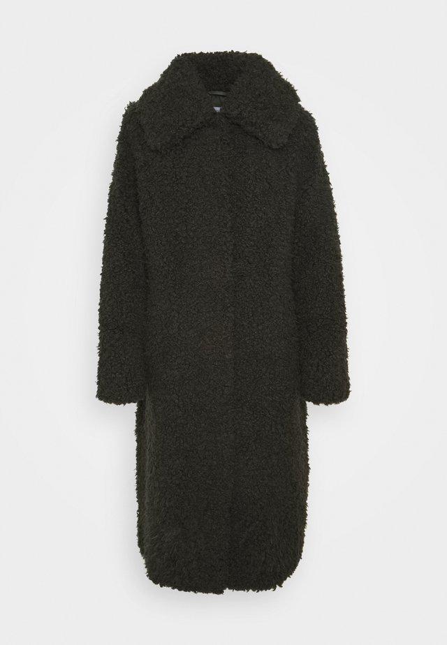 ALFRED - Zimní kabát - kalamata