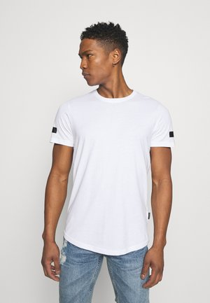ZION TEE - T-shirt con stampa - white