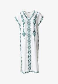 Indiska - BORA BORA - Robe d'été - white - 4