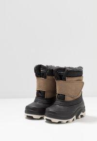 Friboo - Winter boots - dark blue/brown - 3