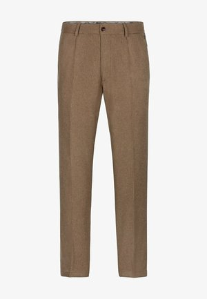 CLARK - Suit trousers - braun