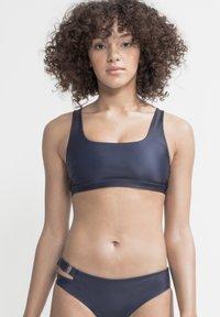 boochen - CAPARICA - Bikini top - dark blue - 0