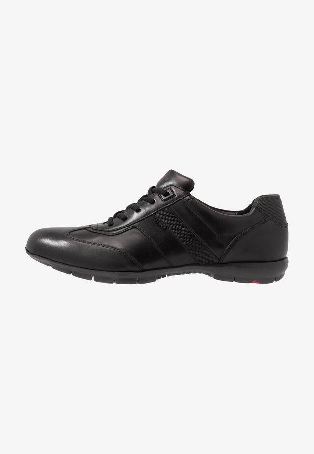 ADAMO - Zapatos con cordones - schwarz