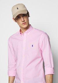 Polo Ralph Lauren - NATURAL - Shirt - pink/white - 4