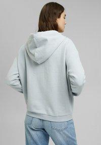 edc by Esprit - Zip-up sweatshirt - light blue lavender - 2