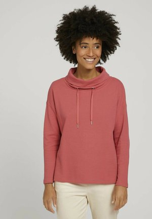 STRUCTURE - Sweatshirt - cozy pink