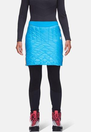 AENERGY - Sports skirt - gentian
