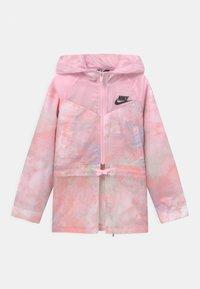 Nike Sportswear - Giacca da mezza stagione - pink foam/white - 2