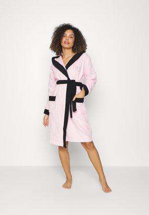 BATHROBE - Dressing gown - pink