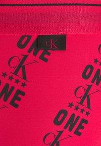 Calvin Klein Underwear - HIP BRIEF 2 PACK - Briefs - kettle blue/multi - 4