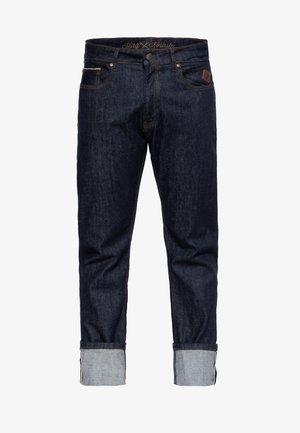 MIT STRETCH ROBIN SELVE - Straight leg jeans - denim