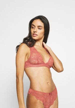 SUCCESS BRASSIERE - Triangle bra - rose poudre