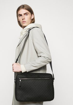 CAMERA BAG UNISEX - Aktovka - black