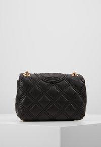 Tory Burch - FLEMING SOFT SMALL CONVERTIBLE SHOULDER BAG - Handbag - black - 2