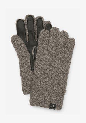 Gloves - nordic grey melange