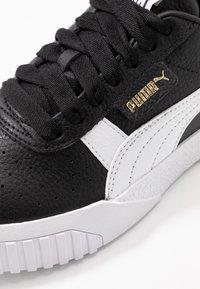 Puma - CALI - Trainers - black/white - 2