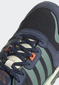 adidas Originals - ZX - Sneakers laag - core black tech emerald collegiate navy - 9