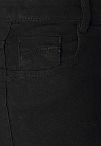 Dorothy Perkins - ELLIS 2 PACK - Skinny džíny - black - 3