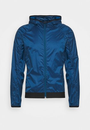 WINDBREAKER JACKET SHELTER - Kurtka sportowa - ocean blue