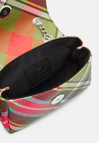 Vivienne Westwood - DERBY SMALL PURSE WITH CHAIN - Across body bag - multicoloured - 2