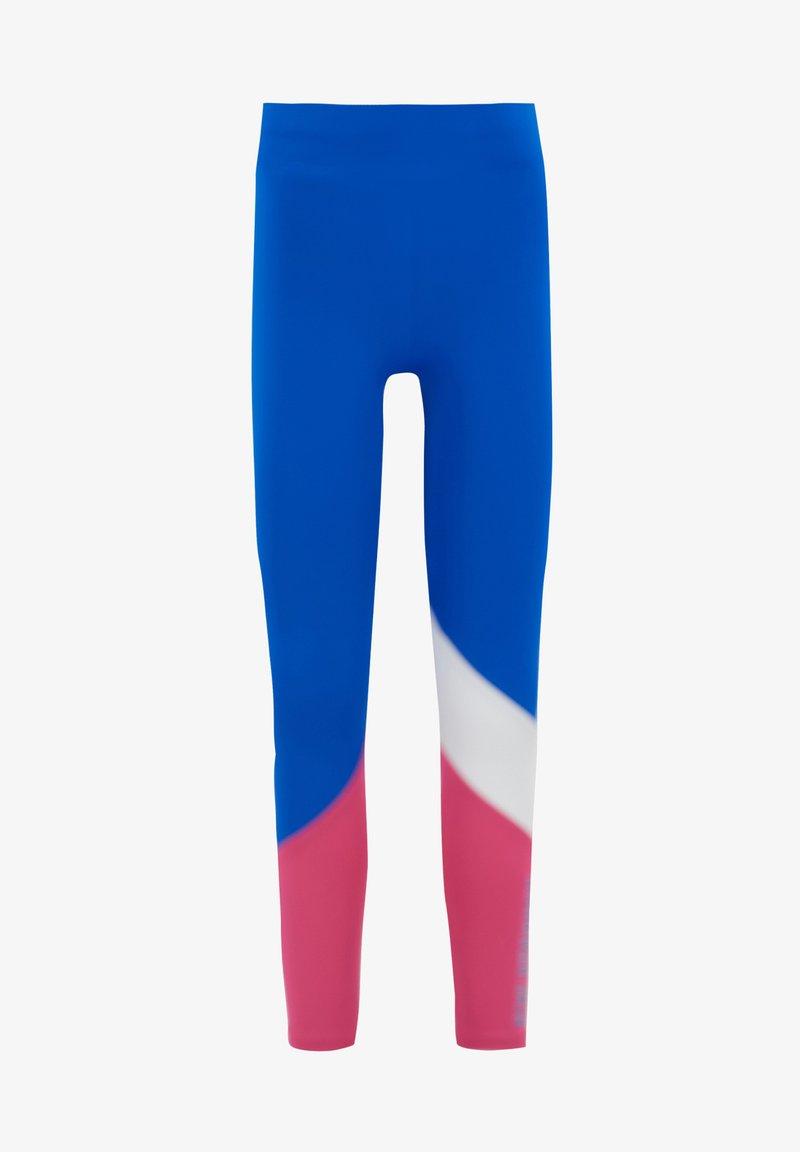 DeFacto - Leggings - Trousers - blue