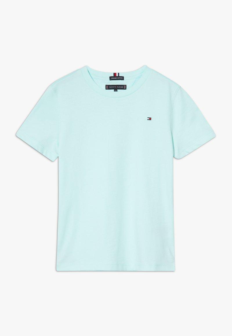 Tommy Hilfiger - ESSENTIAL TEE  - Basic T-shirt - blue