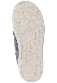 Pepino - Chaussures à scratch - see/ozean - 4