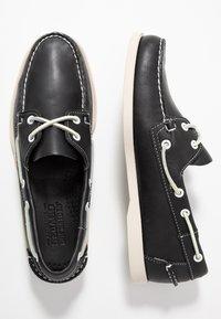 Sebago - DOCKSIDES PORTLAND - Boat shoes - blue navy - 1
