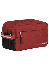 Travelite - KICK OFF  - Wash bag - red - 2