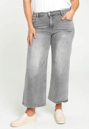 ELODIE  - Straight leg jeans - grey