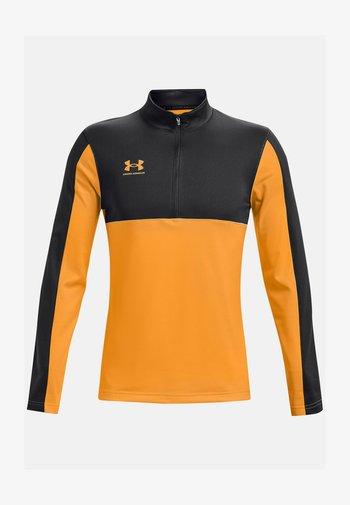 CHALLENGER MIDLAYER - Maglietta a manica lunga - yellow
