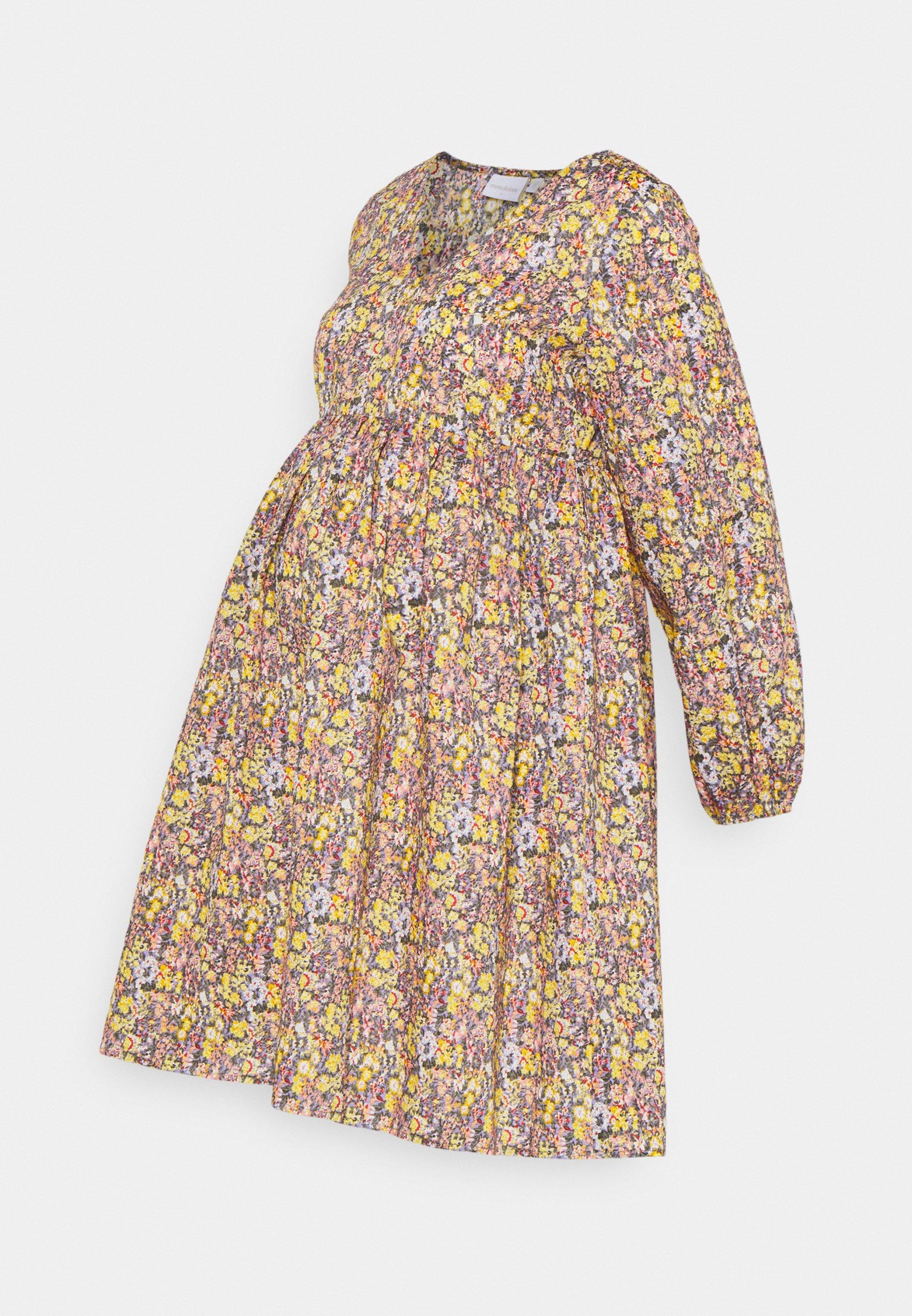 Women MLLOTUS SHORT DRESS - Day dress