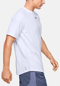 Under Armour - CHARGED COTTON SS - Basic T-shirt - white - 2