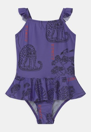 TIGERS  - Maillot de bain - purple