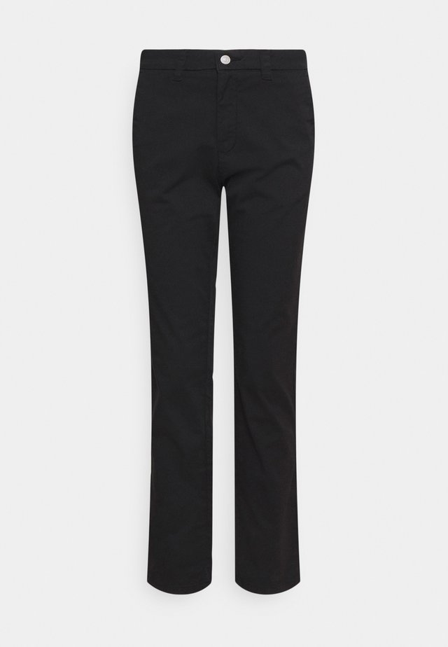 SLFMILEY - Chinos - black