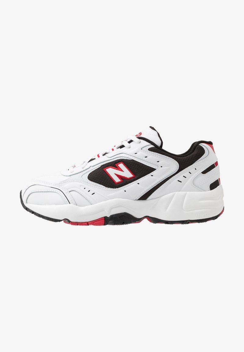 New Balance - Sneakersy niskie - white