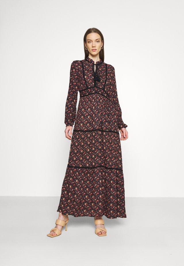 VMALICE ANCLE DRESS - Maxi dress - navy blazer
