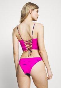 Maaji - SPARKLING PIXIE V FRONT BOTTOM CHEEKY CUT - Bas de bikini - multi - 3