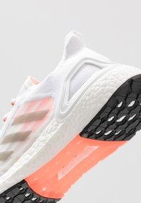 adidas Performance - ULTRABOOST A.RDY - Neutral running shoes - footwear white/core black/solar red - 5