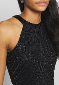 Lace & Beads - ROSETTE - Top - black - 4
