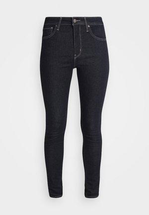721™ HIGH RISE SKINNY - Jeans Skinny - rinsed denim
