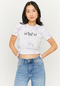 TALLY WEiJL - T-Shirt print - white - 0
