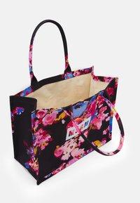 MSGM - BORSA DONNA WOMANS - Tote bag - black/multicolor - 2