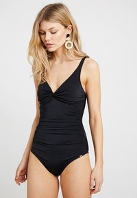 DORINA - FIJI SWIMSUIT - Swimsuit - black - 1