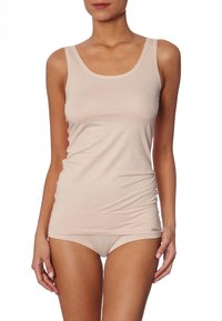 Skiny - ESSENTIALS LIGHT - Undershirt - skin - 0